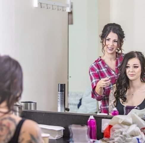 Cheryl Wedding Specialist Hairdresser hitchin