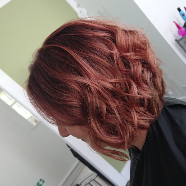 cherry boutique hitchin hair salon colour