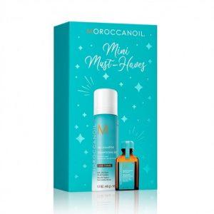 moroccan oil mini gift